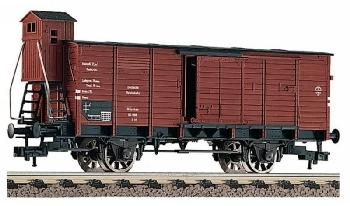 GED.Güterwagen M.BRH. DRG