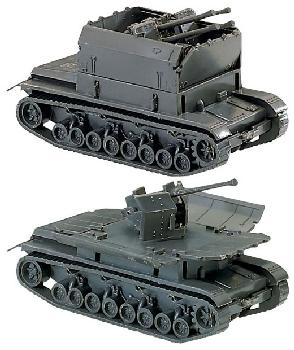 Roco 111 Flakpanzer IV 'Möbelwagen'