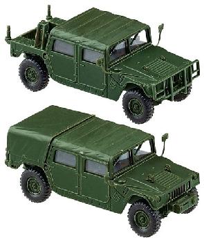 Roco 428 Transporter M998/M1038 'Humm