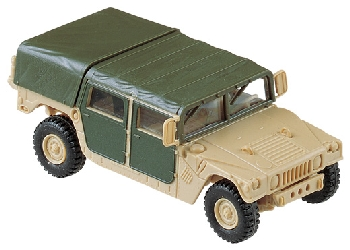 Roco 693 Hummer 2farbig
