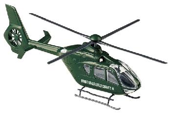 Roco 695 Eurocopter EC 135 'BGS'