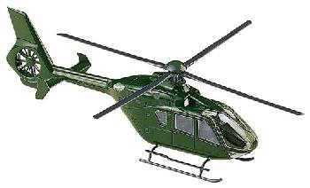 Roco 717 EC 135 Hubschrauber