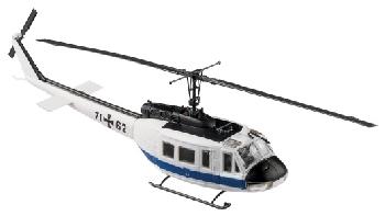Roco 719 Bell UH-1D Hubschrauber Flug