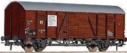 gedeckter Güterwagen DR Ep I