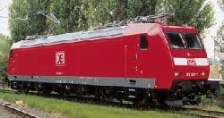 BR 185 Zweisystemlok DB-AG E