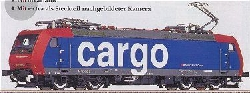BR 482 Mehrsystemlok 'Cargo'