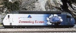BR 465 E-Lok 'Alp Transit' B