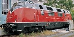 V200 002 Diesellok DB-AG Ep