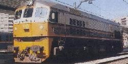 Diesellok 319.2 Estr.*AC* E RE